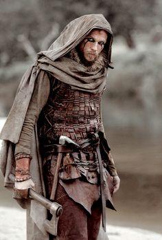 Gustaf Skarsgard, Floki, The Vikings best character!