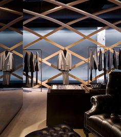 Hugo Boss Concept Store - © Paul Warchol
