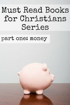 Does the word 'budget' make you cringe? Then you are in good company. But God calls us to be good stewards of the money he's given us, so we've got to figure out how to manage it well. Here are four must read finance books for Christians to help you do ju