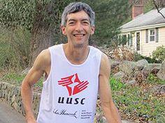 Mark Cronin-Golomb of the UU Church of Reading, Mass., is running the Boston Marathon in support of UUSC!