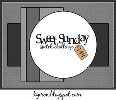 the sweetest thing...: Sweet Sunday Sketch Challenge 149