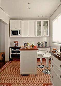 5 ideias rústicas para criar uma cozinha de casa campo - Casa