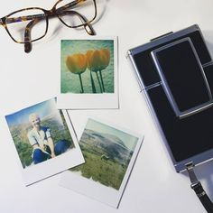 Spring. Feel the nature and free your heart with your favourite camera! (Photo: @gems_polaroids | SLR670)