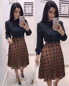 Women S Fashion Express Shipping Key: 6773881446 Workwear Fashion, Office Fashion Women, Fashion Tips For Women, 80s Fashion, Modest Fashion, Fashion Dresses, Hijab Fashion, Fashion Blogs, Girl Fashion