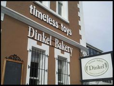 I guess this would be the other Dinkel Bakery. Have no idea where this is. German Bakery, Cape Town, Baking, Places, Sweet, Restaurants, Chicago, Bread Making, Diners