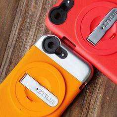 Ztylus iPhone 6 Metal Case & Revolver Lens Kit #boyfriend #boyfriendgiftideas