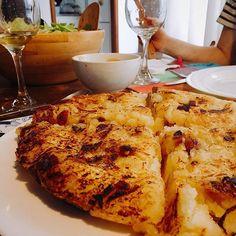 Por mais feriados com almoos com batata suia feita porhellip