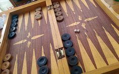 Tavla Backgammon Game