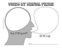 Product Spotlight :: Mental Filter Activity