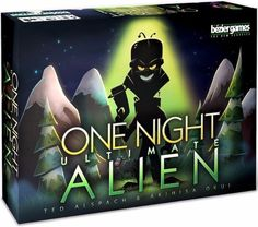 One Night Ultimate Alien Collector's Edition (Kickstarter Pre-Order Special)