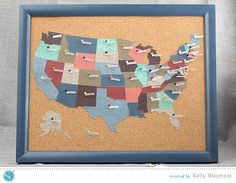I was on vacation last week and missed posting here about this, but this map project was featured on the Silhouette Blog last week.  I wa...