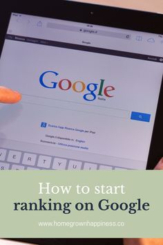 Rank on Google without needing to use paid advertisements. #seoforbeginners #seotips #googleadvertisements #websiteowner #businessowner #engagementgroup #websitetraffic #entrepreneur #momboss #bossbabe Small Business Resources, Seo For Beginners, Hosting Company, Small Business Marketing, Seo Tips, Work From Home Moms, Business Website, Bossbabe, Growing Your Business