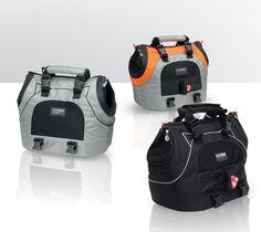 Petego.com - Universal Sport Bag $92 versatile dog bag. small pet. airline approved. backpack. shoulder straps. carrier.