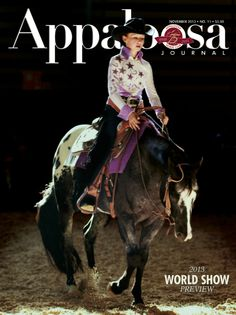 November 2013 is out in time for the 2013 World Show! Additionally, we remember the late John Gay and host a large Out & About section of reader submissions.