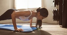 Tone your entire body right at home with this quick and intense workout.