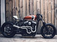 Something is brewing at Kinetic Motorcycles ...