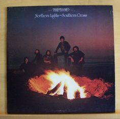 THE-BAND-Northern-Lights-Southern-Cross-Vinyl-LP-Garth-Hudson-Rick-Danko-RAR
