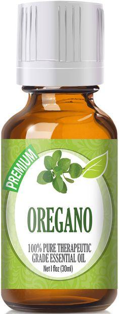 Oregano Essential Oil has a dry, herbal aroma with camphorous notes.  Botanical Name: Origanum vulgare