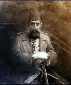 Sultan Abdülhamid Han European History, World History, Art History, World War, Turkish Fashion, Ottoman Empire, Historical Pictures, 16th Century, Old Pictures