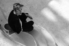 Ben Nordberg, Longboarding, Extreme Sports, Zine, Cute Guys, Portrait, Boys, Model, Photography