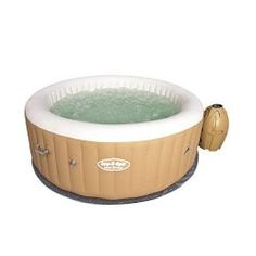 Gold Box: Bestway Lay-Z-Spa Palm Springs Inflatable Hot Tub