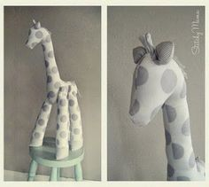 Mimin toys: girafas