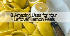 Lemons are some of the most amazing fruits that you simply can't forget to pick up. Especially if you're ...