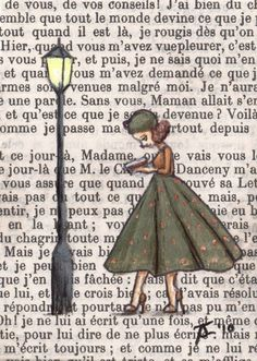 Lovely..i must find some french books..