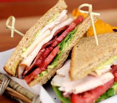 These sandwiches, soups, and salads put takeout lunches to shame.