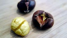 Wie kocht man Kastanien richtig? Eggplant, Plum, Avocado, Fruit, Vegetables, Food, Kochen, Meal, The Fruit
