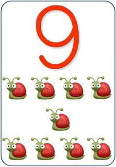 Numbers Preschool, Math Numbers, Preschool Printables, Preschool Math, Kindergarten Math, Letters And Numbers, Autism Activities, Montessori Activities, Craft Activities For Kids