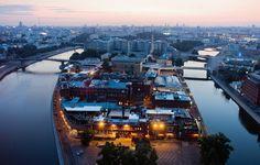 Кластер «Красный октябрь» — Moscow