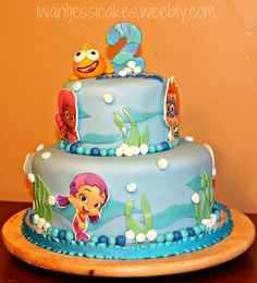 Cake ideas for birthday party