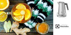 Miód, cynamon i imbir - składniki idealnie rozgrzewajacej herbaty! #ExpressionistCollection #Electrolux #Honey #Tea