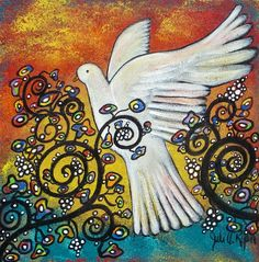 Peace In The Wind  by Juli Cady Ryan, Cincinnati, Ohio #fineart