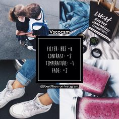 """1,486 Beğenme, 36 Yorum - Instagram'da vsco filters! (@ibestfilters): """"#HB2bfilters / free filter❕ A lot of people use this filtr bc omg is so cool. Take images with…"""""""