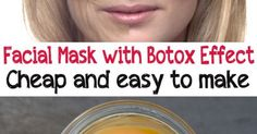 Today we offer you an anti aging facial mask that can be easily made at home, with natural ingredients that you can find in any store. Cornstarch facial mask can successfully replace those painful Botox injections. The effect is immediate.