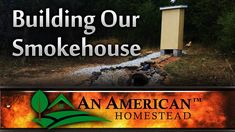 10 Smokehouse Ideas For Your Backyard - Modern Homesteading Off Grid - An American Homestead Homemade Smoker Plans, Smoke House Diy, Backyard Smokers, Modern Homesteading, Smokehouse, Off The Grid, Smoking Meat, Backyard Projects, Survival Prepping