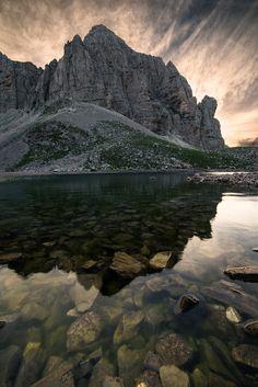 Lago di Pilato Arquata del Tronto Italia
