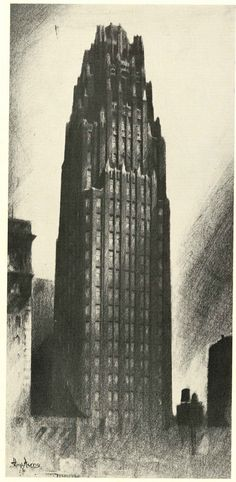Hugh Ferriss - Art Curator & Art Adviser. I am targeting the most exceptional art! Catalog @ http://www.BusaccaGallery.com