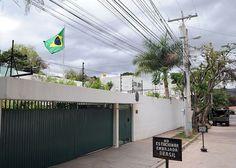 Embaixada do Brasil em Tegucigalpa, Honduras