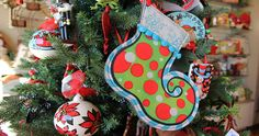 "We've decked our halls, so come deck yours. J. Spencer is excited to invite you in to our stores to see all of our holiday trimmings for 2012. We have trees, snowmen, Santa's, ornaments, and much more. The popular ""Story of Luke"" ornaments are available now as well as favorites from Glory House. Get into the spirit as you enjoy the sights and sounds of the holidays."