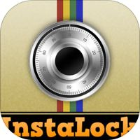 InstaLock - Lock photos and albums' van Peter Marpaung