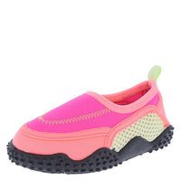 Girls' Toddler Water Sock, Pink/Coral