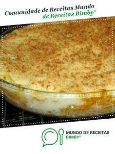 Lasanha de frango com farinheira de Xel. Receita Bimby<sup>®</sup> na categoria Pratos principais Carne do www.mundodereceitasbimby.com.pt, A Comunidade de Receitas Bimby<sup>®</sup>.