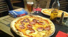 Pizza e birra in Corsica - corsicavivilaadesso.it #CorsicaVivilaAdesso