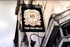Pub that was around when Jack was. It still stands, the same as it was in 1888