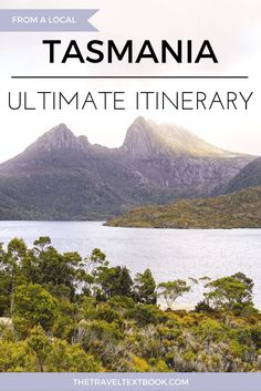 Tasmania is the hottest upcoming travel destination in Australia. With pristine waters, epic national parks, and a laid back atmosphere, it's no wonder people are flocking! Make sure you get the most out of your trip with this Ultimate Tasmania Itinerary Brisbane, Melbourne, Sydney, Outback Australia, Visit Australia, Australia 2018, Travel Guides, Travel Tips, Travel Destinations