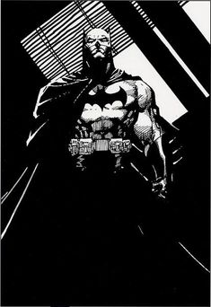 Jim Lee's Batman