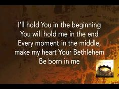 "▶ Francesca Battistelli: ""Be Born In Me (MARY)"" - Official Lyric Video - YouTube"